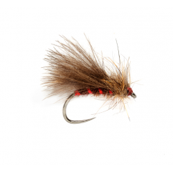 ROZA´S RED RIB CADDIS  S14