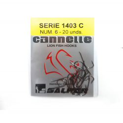 ANZUELO CANNELLE 1403C